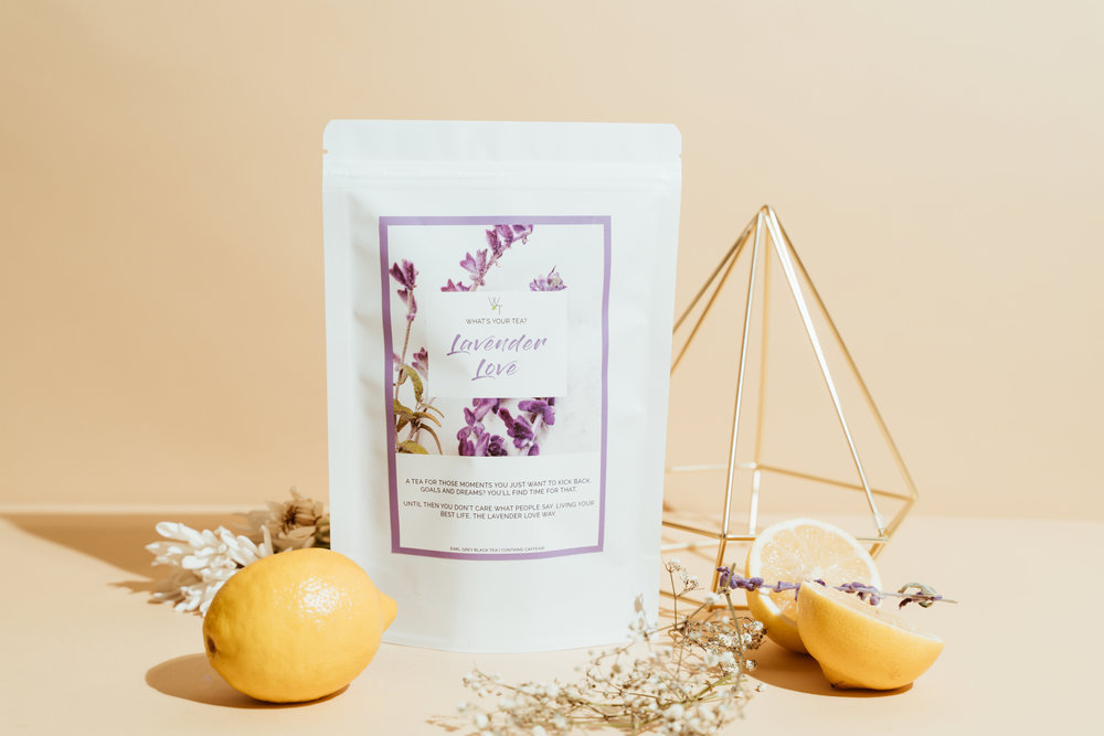 Lavender Love Tea