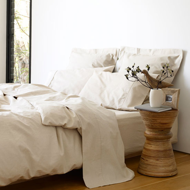 Hemp & Organic Cotton Bedding - READ MORE