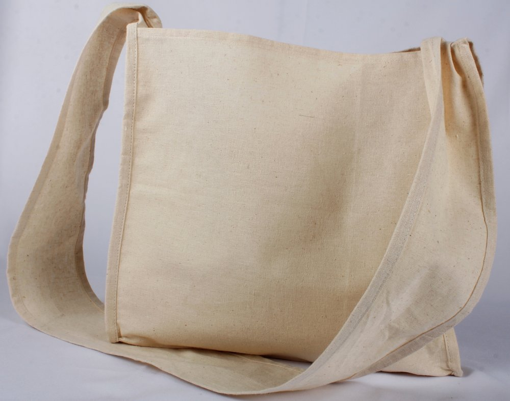 100% HEMP SHOULDER BAG