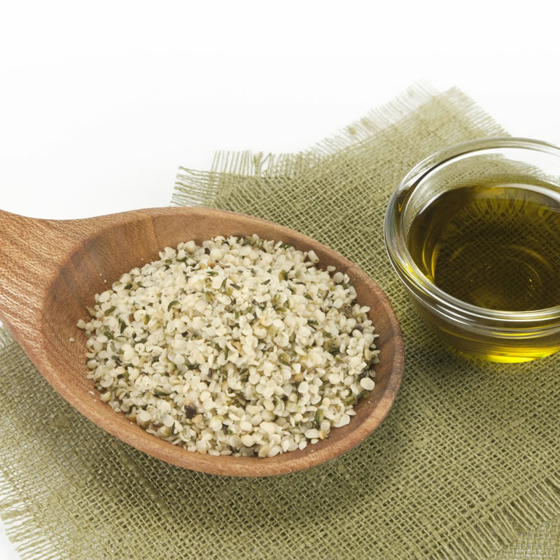 Hemp Seed Oil and Seeds on Hemp Gallery Australia