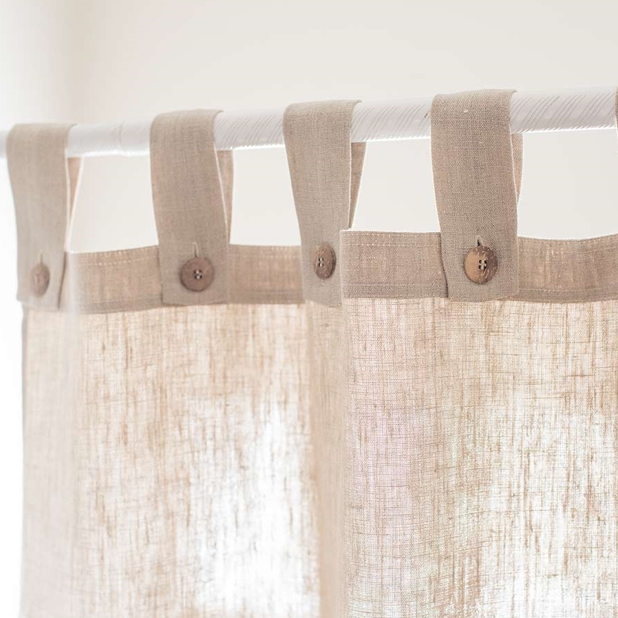 HEMP CURTAINS & UPHOLSTERY - Product Information