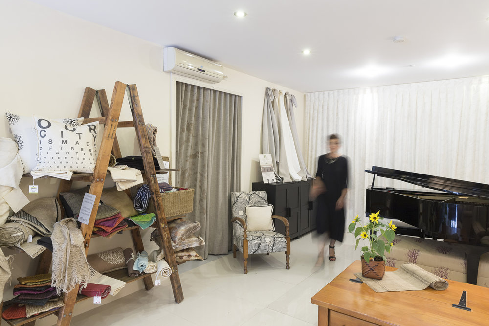 Hemp Gallery Showroom in Frenchs Forest