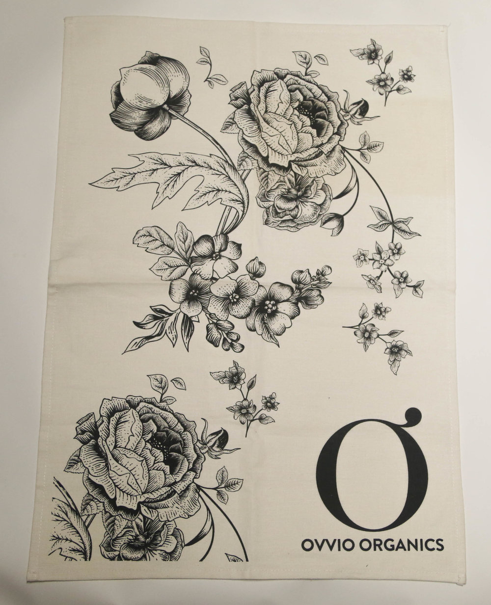 Standard Natural Tea Towel
