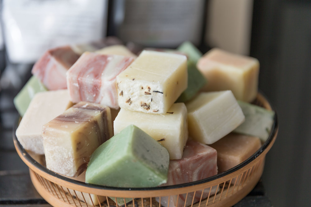 Hemp Guest Soaps by Hemp Gallery