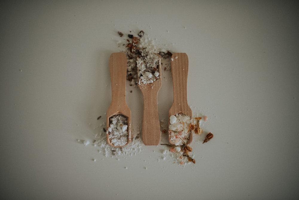 Bomb AF | Set of 3 Organic Bath Bombs