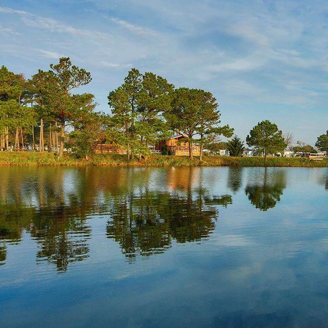 Treasure Island Beach: Treasure Beach RV Park & Campground