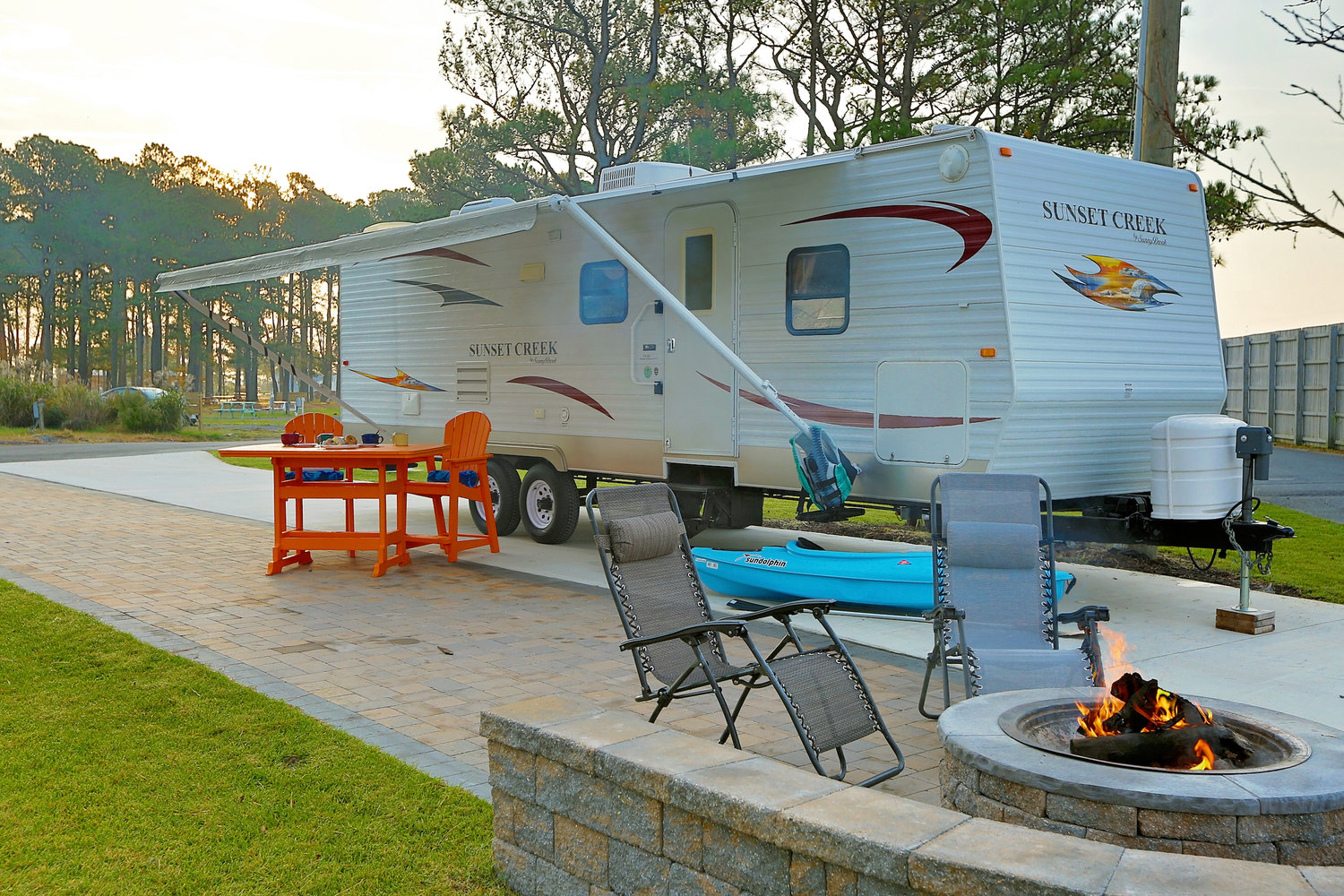 Treasure Beach Rv Park