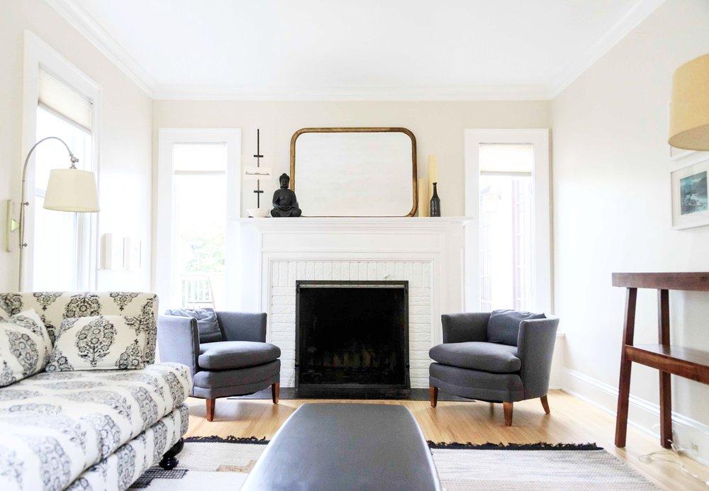 Lake Harriet Family Home Interior Design