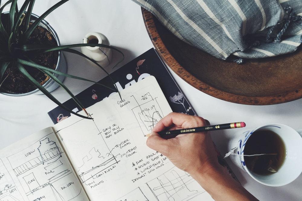 Minneapolis Designer Sketches