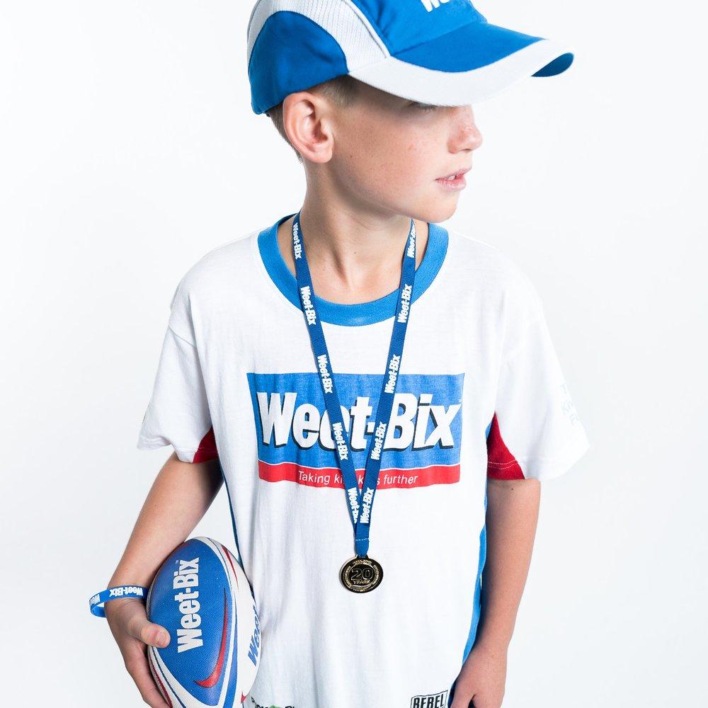 Weet-bix tryathlon merchandise   Sanitarium