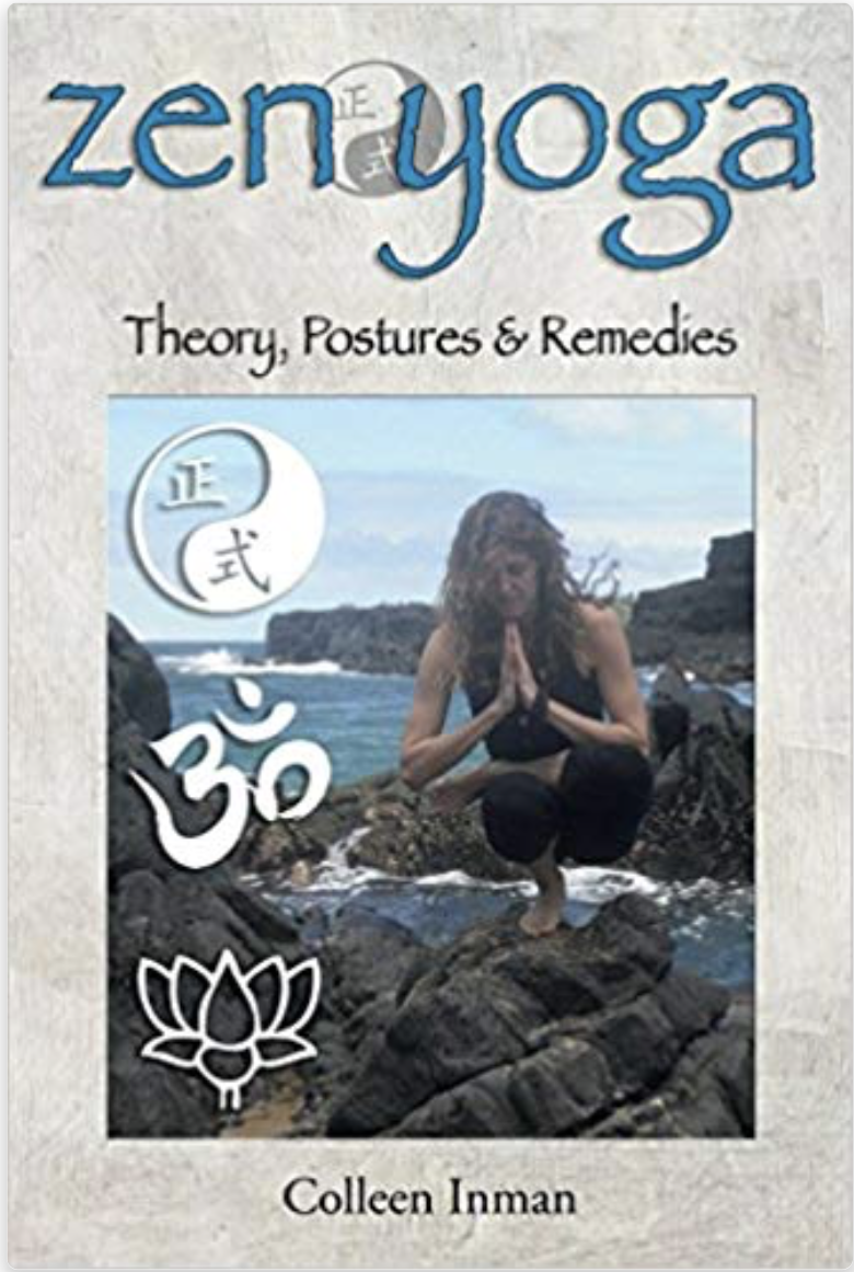 Zen is an approach to the present moment to reduce suffering, and Yoga is the harmony of the mind, body and consciousness. Together one finds liberation from suffering through harmony. In this book the theory of how this occurs in a 5 elemental pattern, movement instructions and basic remedies for ones energy levels.