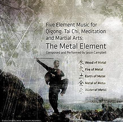 Music of the 5 root powers of the Metal Element