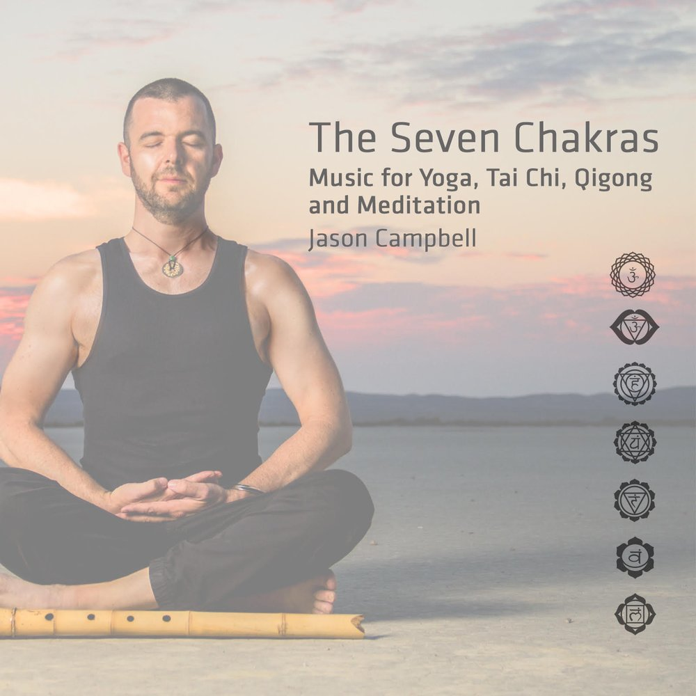 Music for each of the 7 chakras.