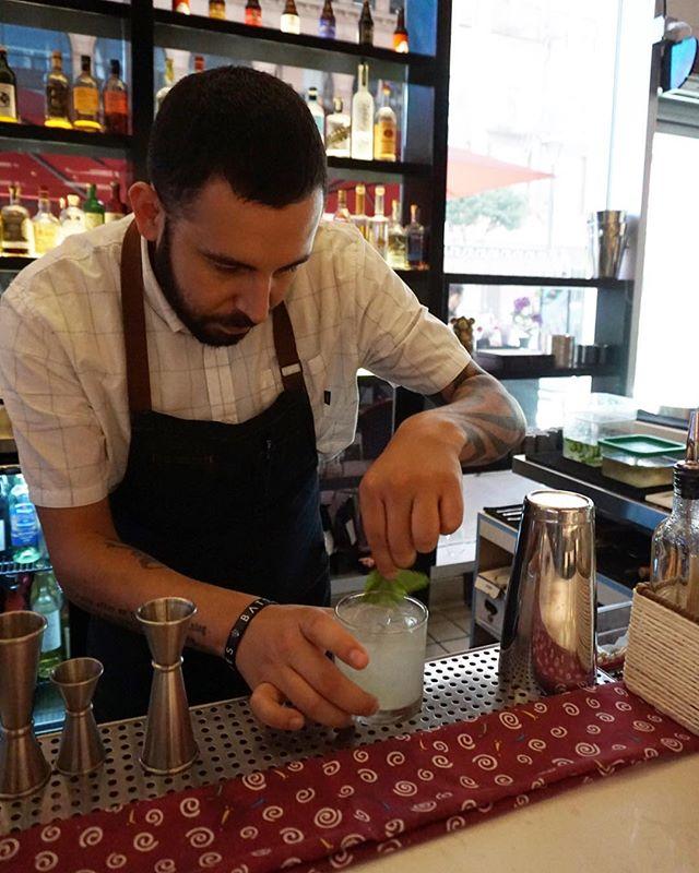 Carefully crafted cocktails is what you find here at Sakana. Come hang, have a drink, enjoy the sushi & company. . . . #sakanadtla #sakanasushi #downtownla #downtown #dtla #losangeles #eater #eaterla #buzfeedfood #abc7eyewitness #downtownlanews #sushi #japanesefood #tuna #dinela #hypbeast #hypefeast #infatuationla #downtownlabar #bar  #sushibar #lahappyhour #LAsocial #exloredtla #happeningdtla #dtlanews #dtlalunch #zagat