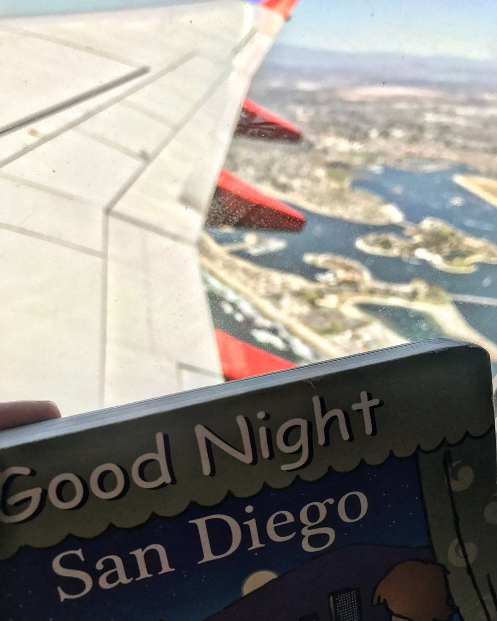 Goodnight San Diego