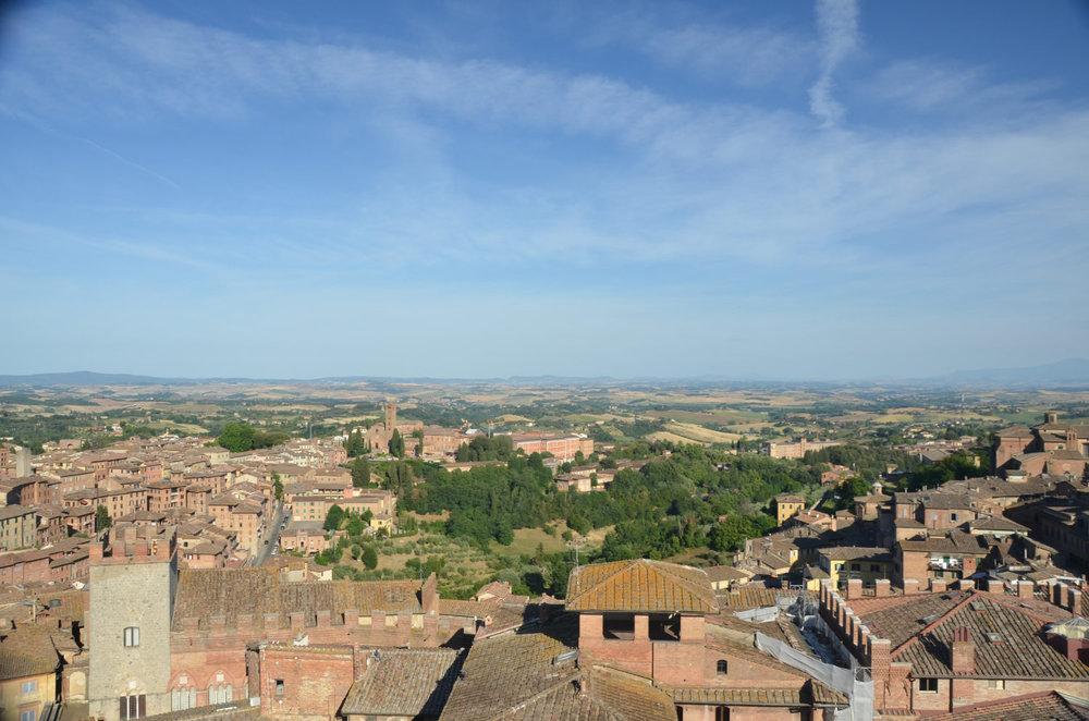 Tuscan Countryside Siena