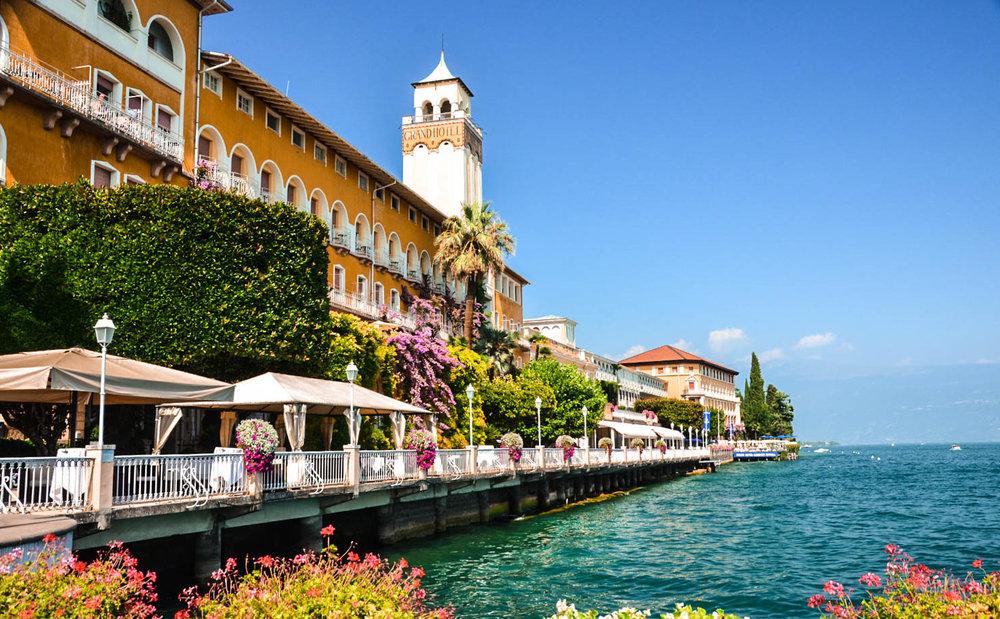 Gardone Riviera, Lake Garda