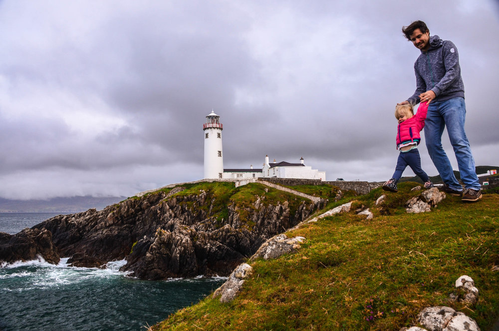 Kailen forging her own path in Donegal, Ireland.