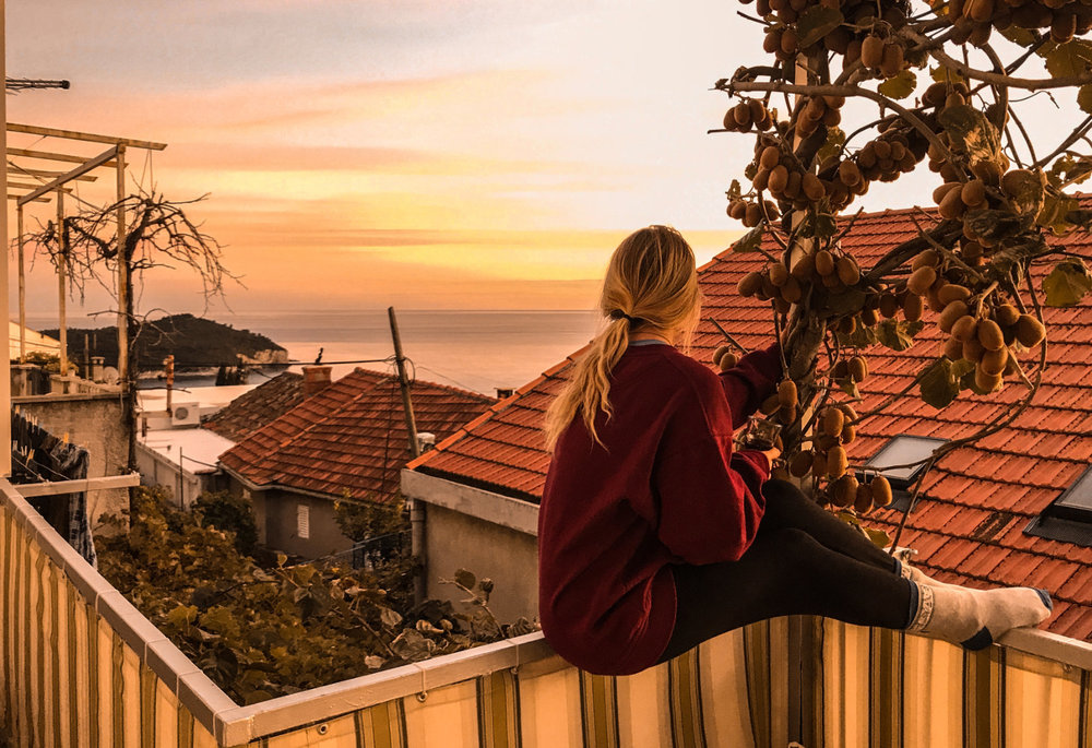 In Dubrovnik, we scored a 50% discount on a 2-bedroom by booking for an entire month.