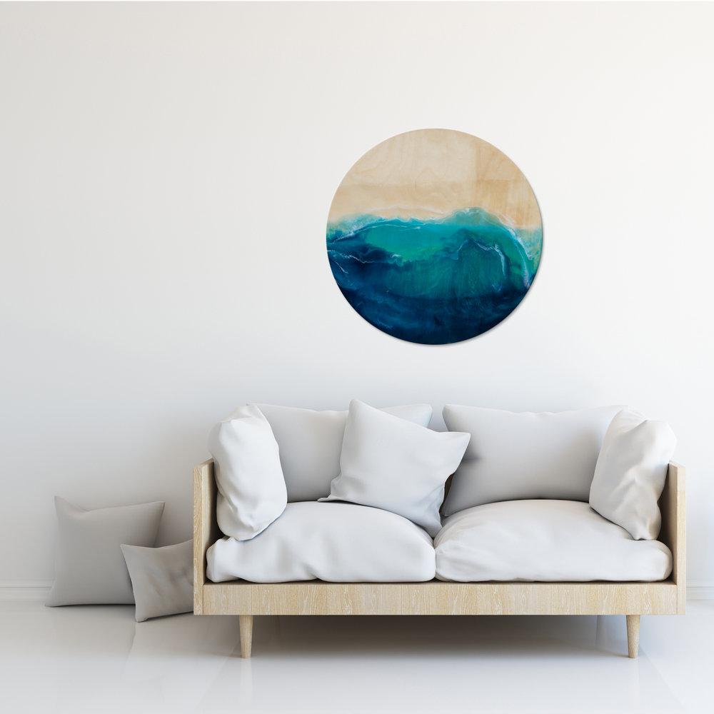 resin art -