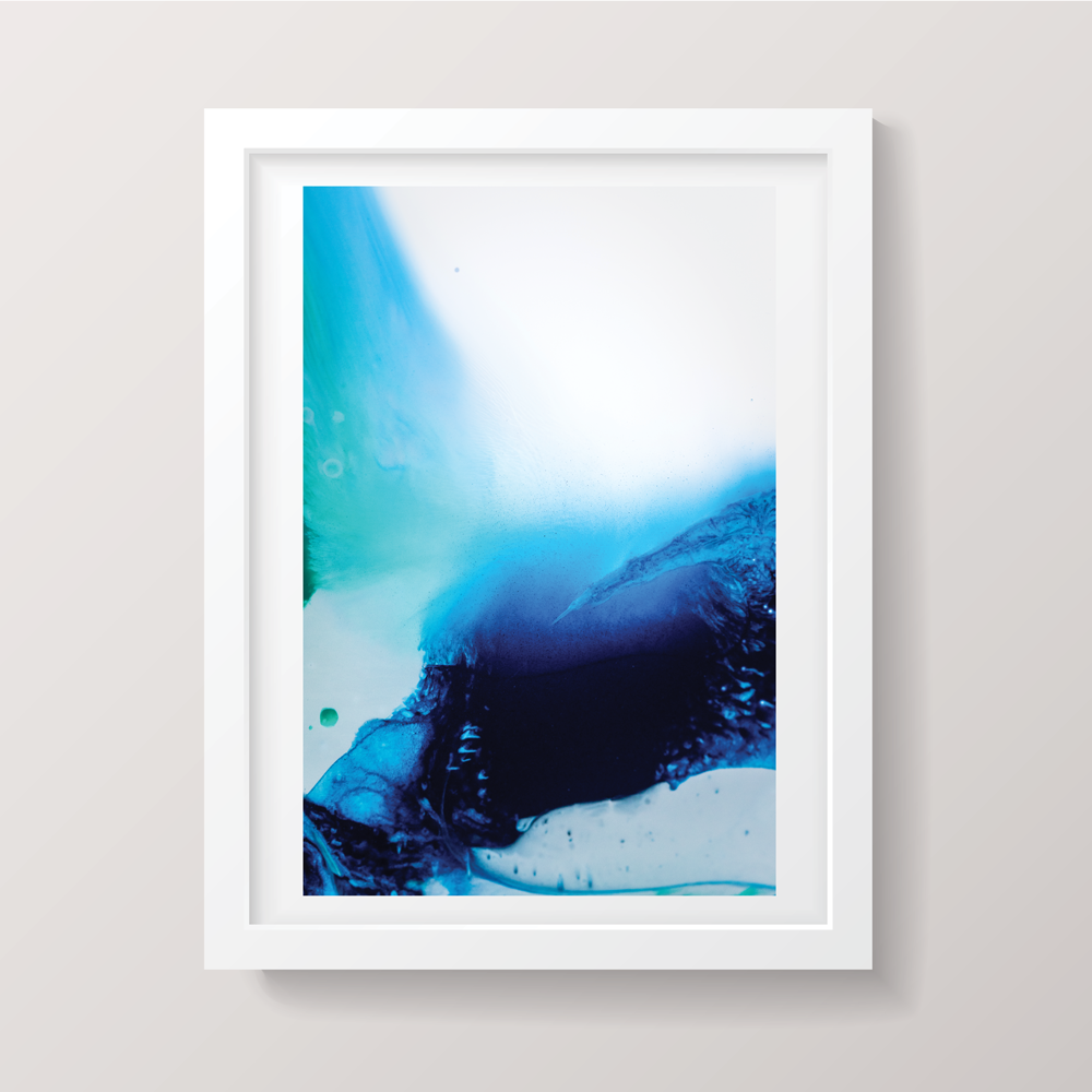 ABSTRACT GICLEE PRINTS -