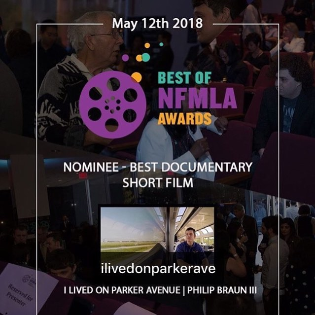 Very honored to be nominated for a 2018 @nfmla Best of NFMLA Award! Event is tomorrow night in downtown L.A. Get tickets! #BESTOFNFMLA