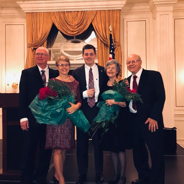 The Scotton family received @larighttolife 's award last night in New Orleans, Louisiana. Our film is continuing to be used across the country, and we are so thankful for the Scottons letting us into their lives all of these years. #ilivedonparkeravenue #adoption