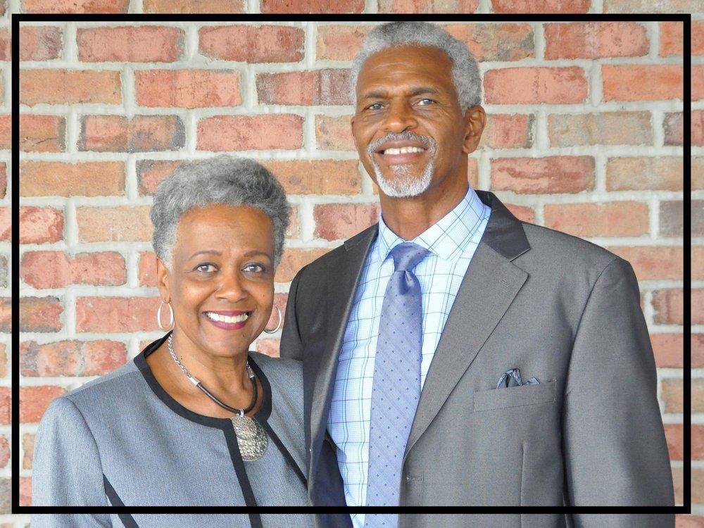 Senior PastorsHarold & Sherren McKenzie -