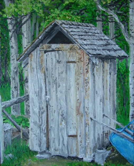 From Stool Shed To Tool Shed