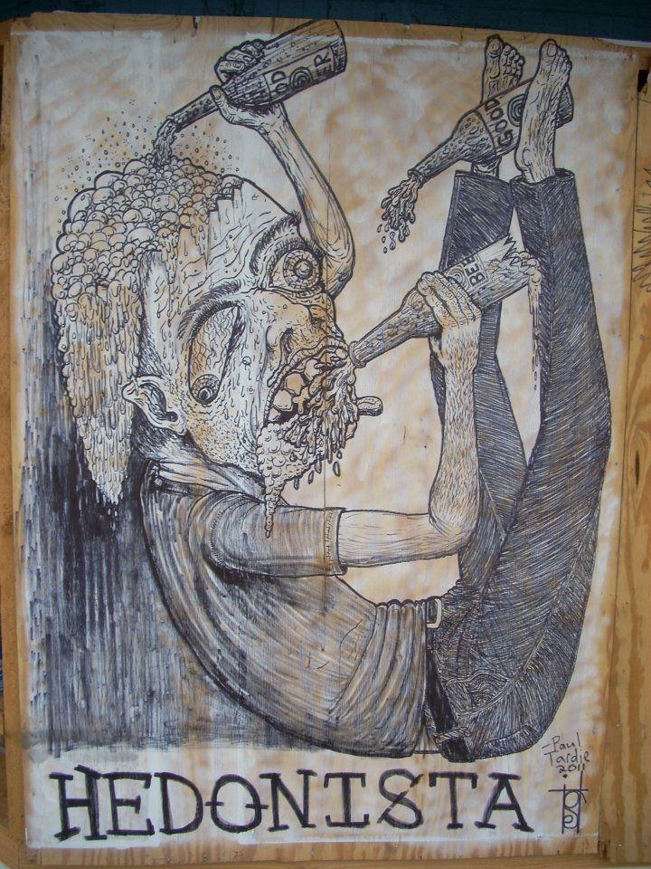 Murals: Around town in Austin, TX