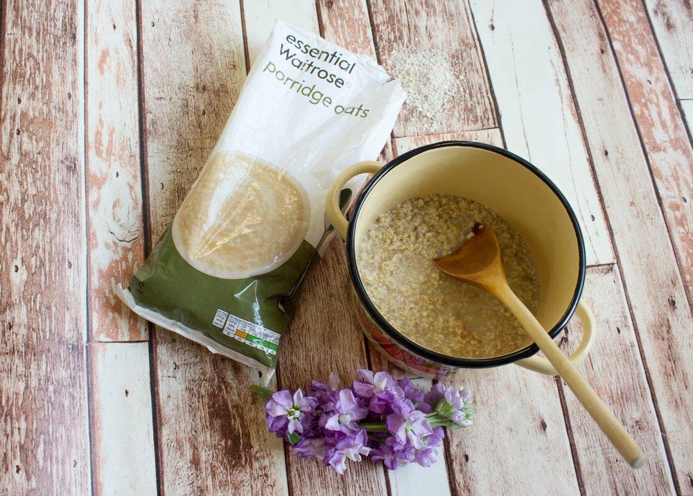 Soaked Porridge