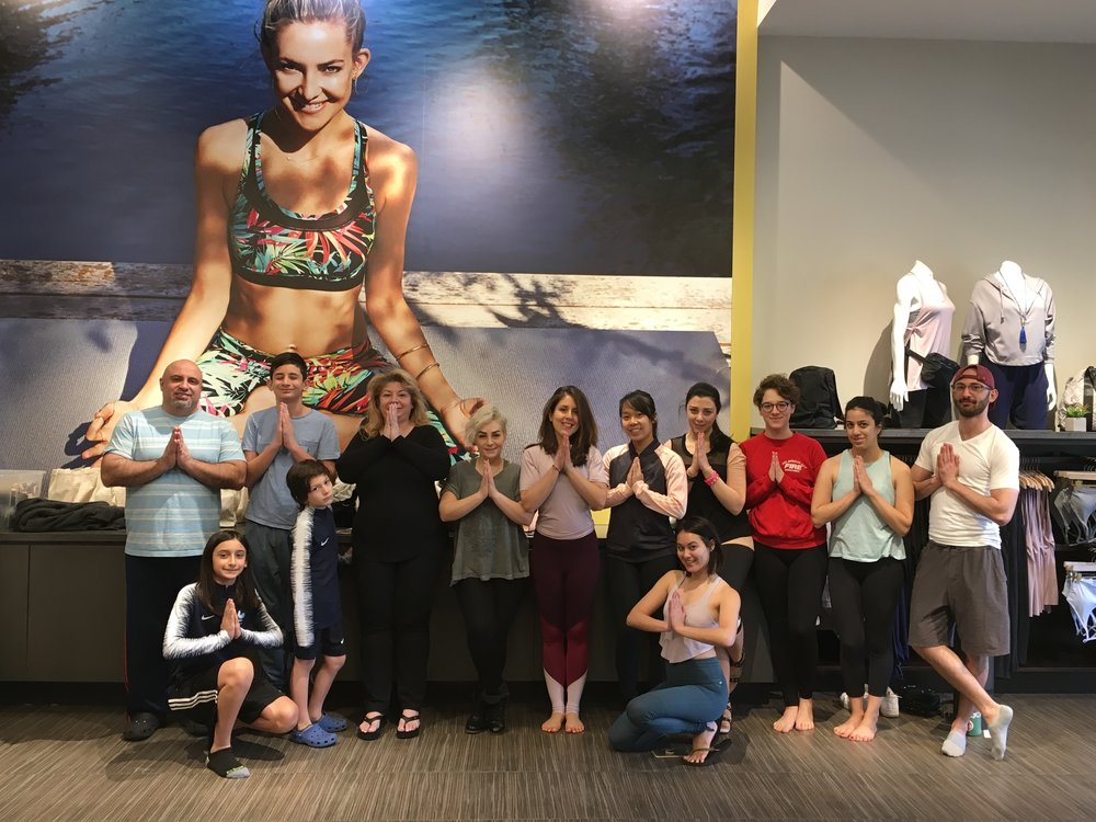 Fabletics X Meditation & Yoga