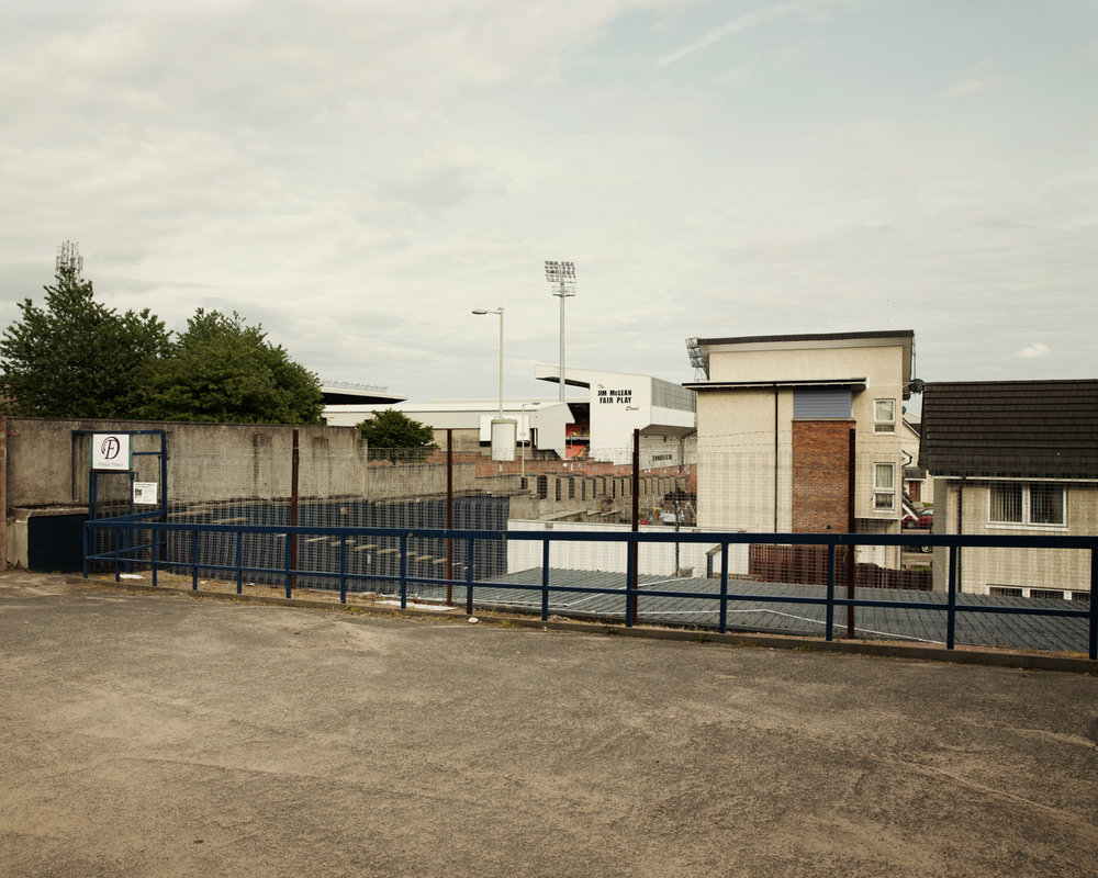 16.Dens Park looking at Tannadice Park, Dundee.jpg