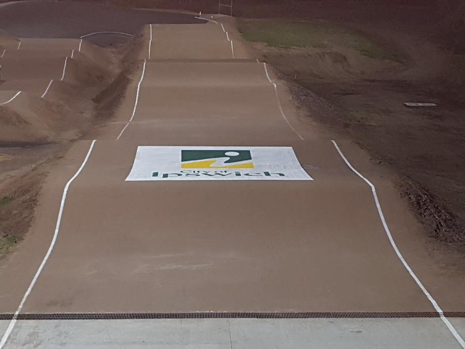IPSWICH BMX - Sic Surface