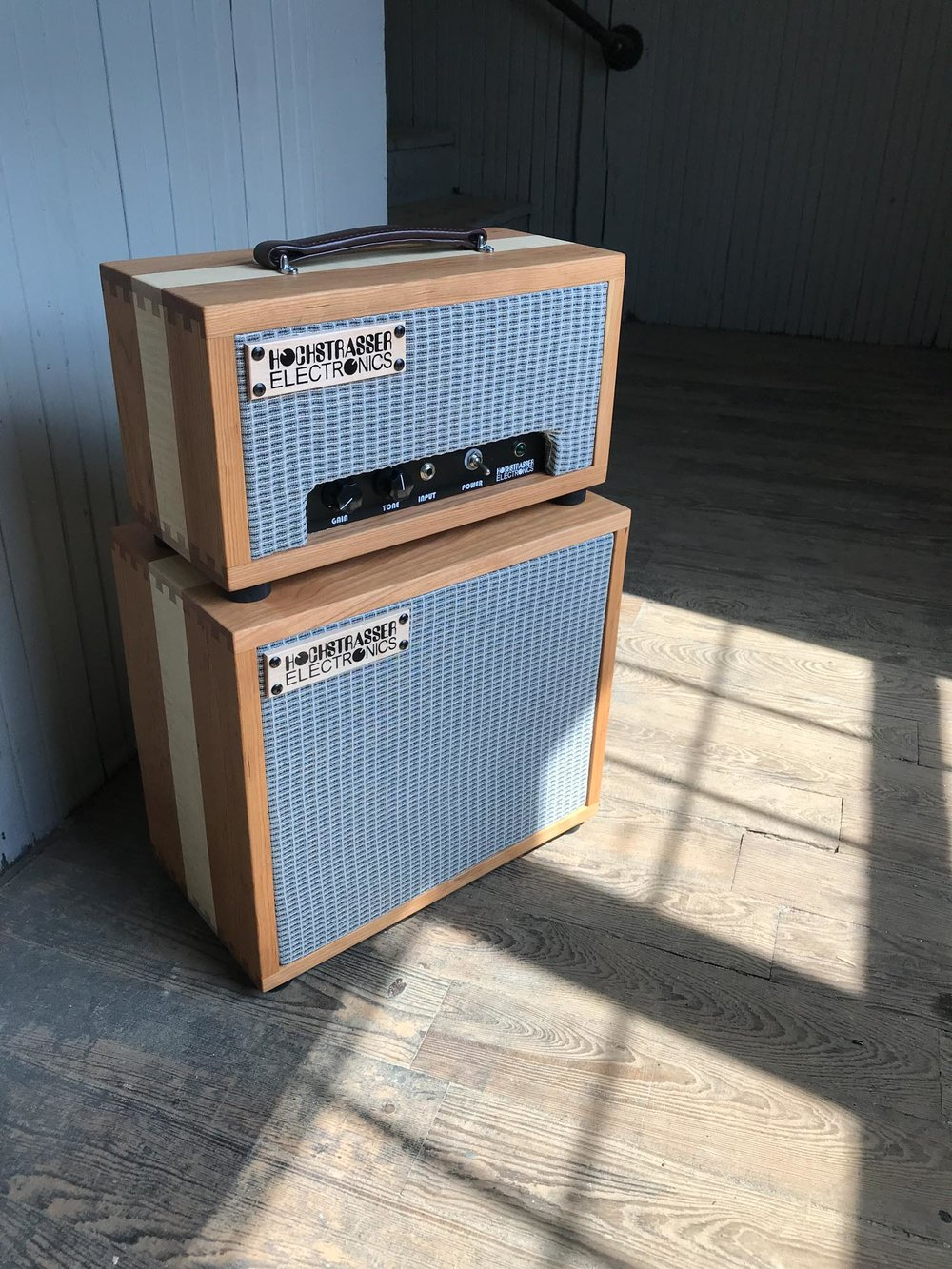 18 Watt Amp at Shop