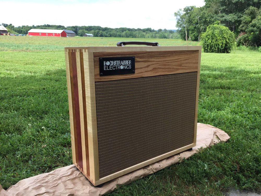 Hochstrasser Electronics Custom 15 Watt Amp