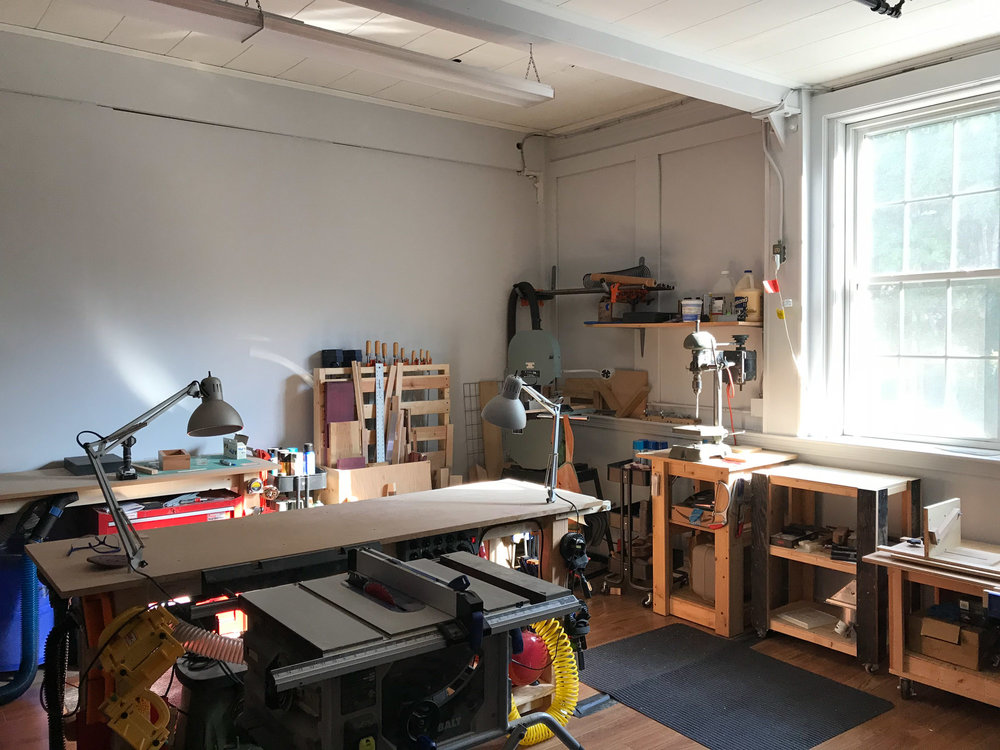 Hochstrasser Electronics Wood Shop