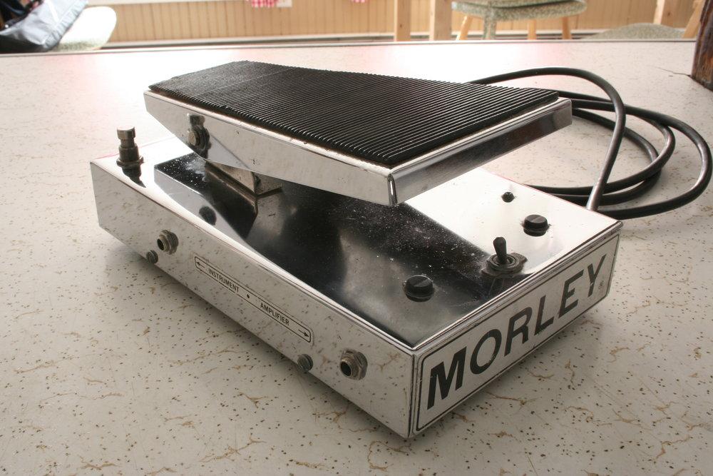 Vintage Morley Power Wah Fuzz