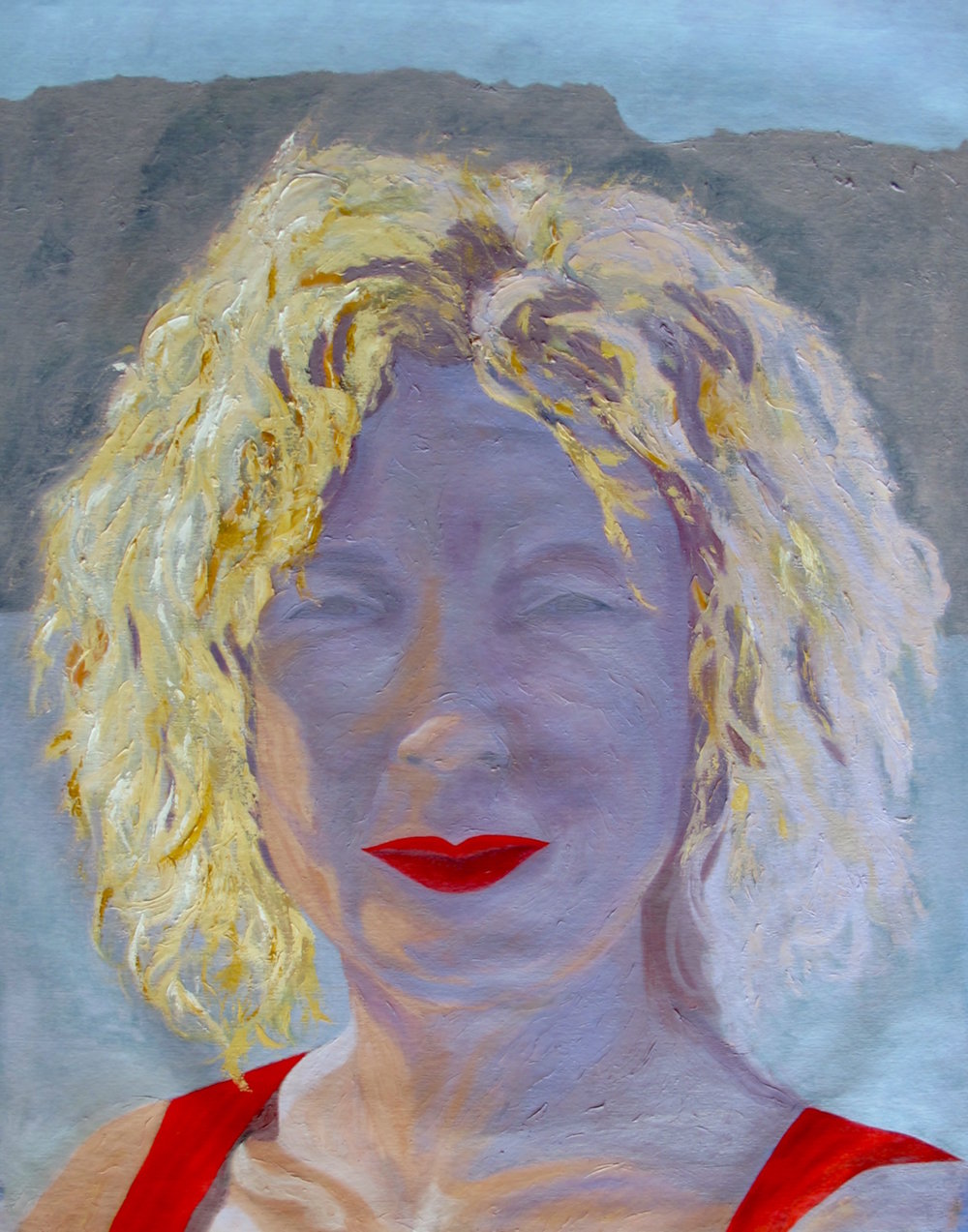 Daphne : 120 X 135 cm oil on canvas