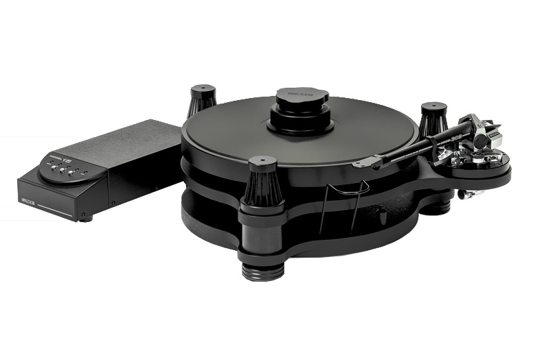 "SME MODEL 15 TURNTABLE (NEW) The Model 15 could be described as ""the ultimate in recovery vehicles"", allowing the cartridge to retrieve the last iota of recorded material whether digital or analogue, from the vinyl disc and approaching the ultimate in perfection...."
