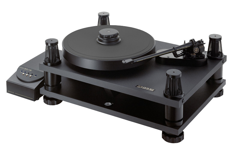 SME 30/12 TURNTABLE Created as a companion and to compliment the Series V-12, the Model 30/12 precision turntable enjoys all of the features associated the Model 30/2 precision turntable. The differences are merely ones of scale...