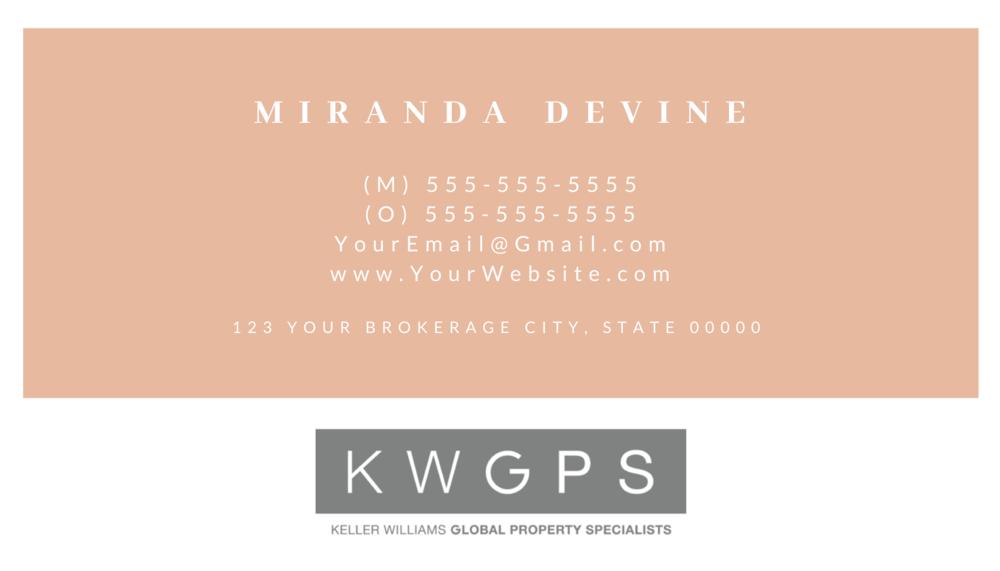 LRE Social | Ladies of Real Estate
