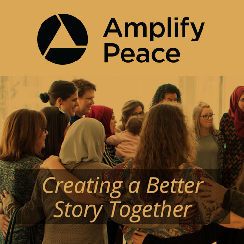 Amplify Peace is a global movement launching women peacemakers through transformational encounters.