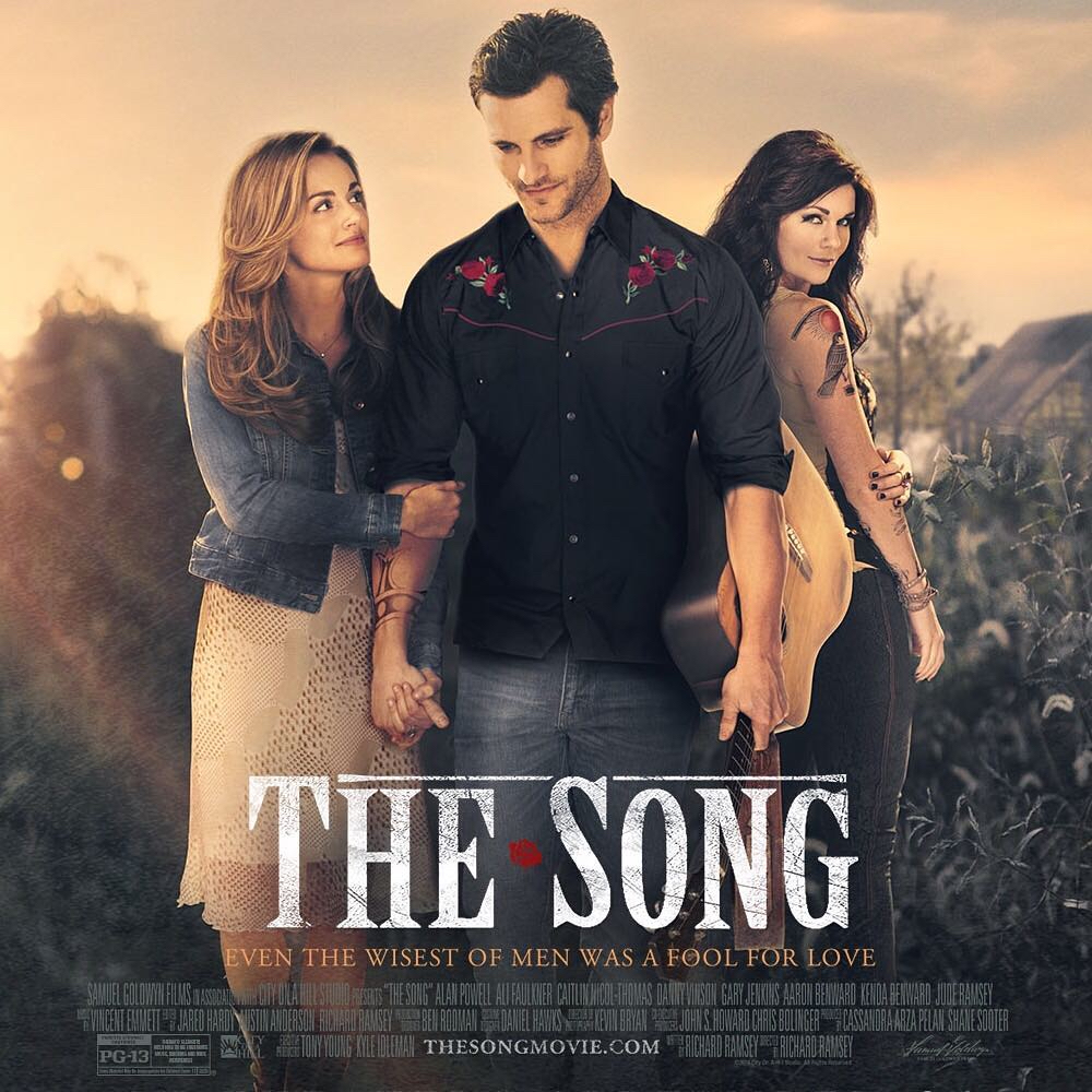 Movie Night: The Song • Saturday, March 2, 7PM • Form Room @ GT Youth Annex • More info click image
