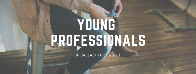 """Young Professionals of DFW  is a LIFEgroup designed to facilitate fellowship and networking among young professionals throughout the Dallas-Fort Worth Metroplex.  Their target demographic are those in the post-collegiate to 35 age bracket who are looking for opportunities to connect and """"do life"""" together with fellow young working people. They plan to host a series of small events on a monthly basis (Saturday nights) such as dinners together, vespers services, movies, game nights, boba outings, nature hikes, bowling, WhirllyBall, and more!  For more information go to their  Facebook page , or contact  Barbara Quaye ."""