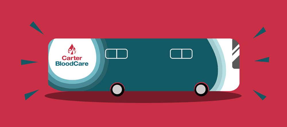 #GiveForLife  The Carter BloodCare bus will be in our parking lot, Saturday, April 13th, 10AM-2PM. For more information contact Pastor Tom Grove, 817-483-4837.