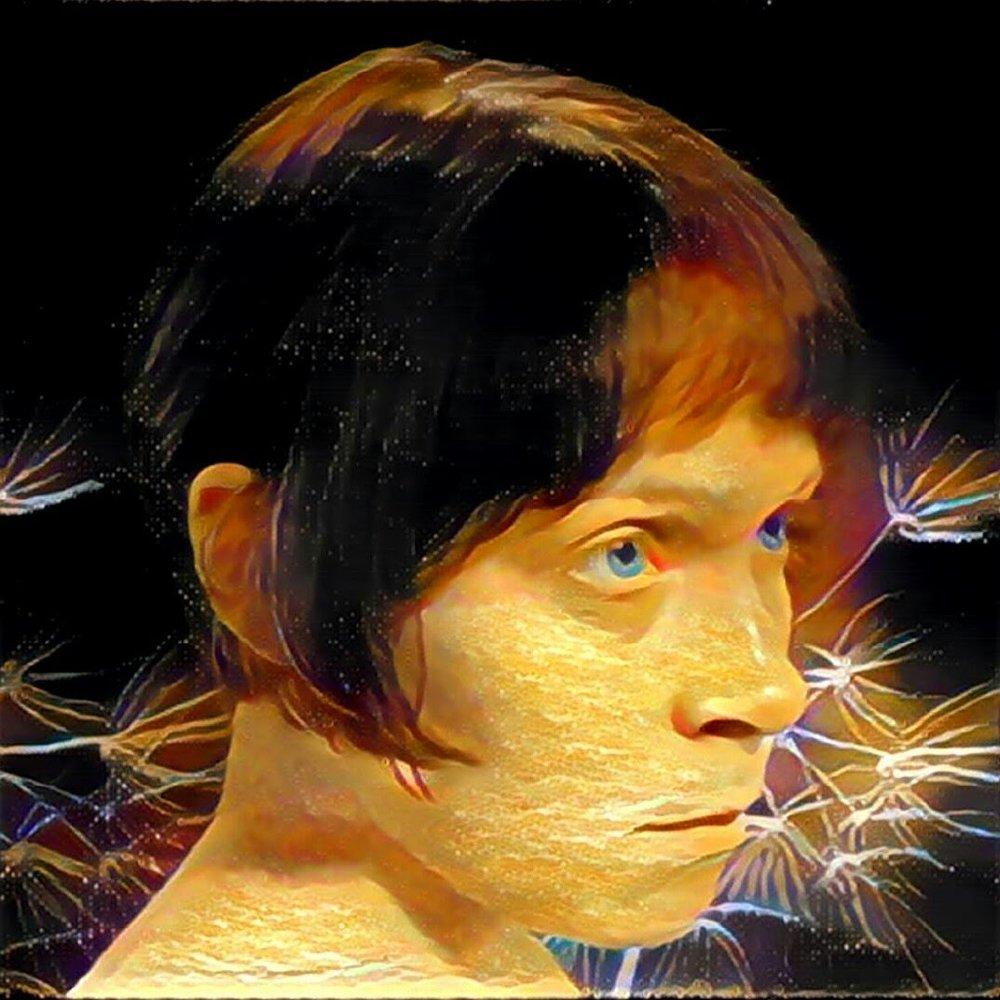 """Self Portrait Dec-16 """"Space, The Final Frontier"""""""