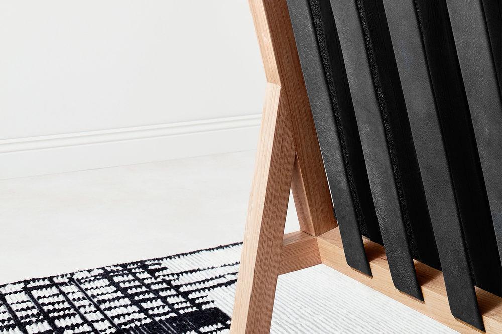 Bella. Semplice, pulita, lineare, un progetto che si adatta velocemente ad ogni ambiente di casa e pubblico.