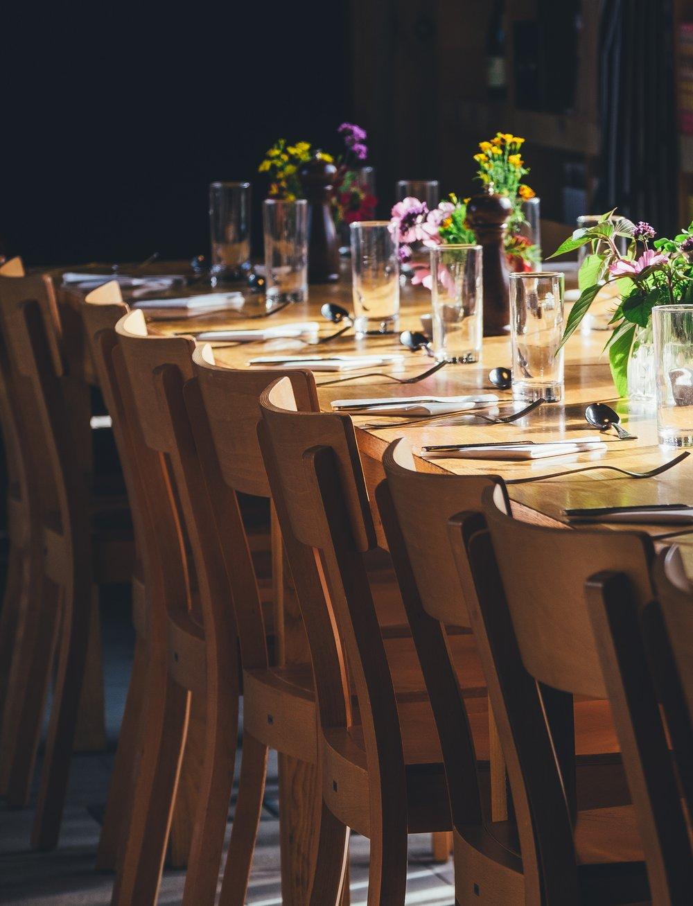 DINNER SERIES -