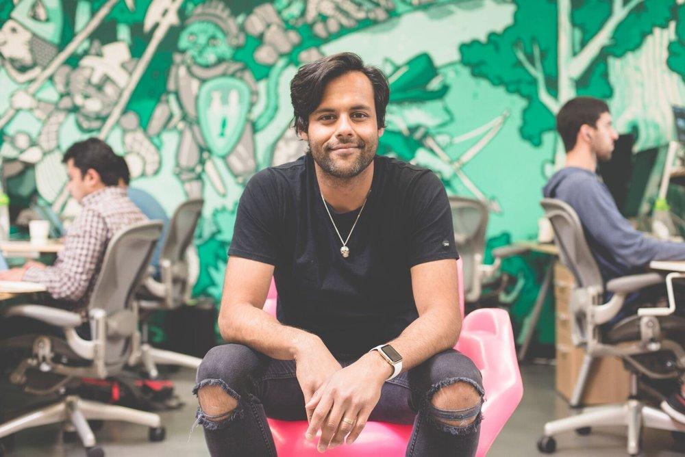 <strong> BAIJU BHATT </strong> <br> Co-Founder, Robinhood